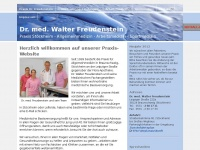 Dr. med Freudenstein | Praxis Braunschweig-Stöckheim | Allgemeinmedizin | Arbeitsmedizin | Sportmedizin