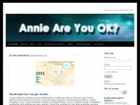 annieareyouok.com