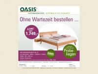 oasis-naturmatratzen.de