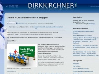 DirkKirchner.com - Online-MLM-Kontakte mit Facebook, Google+, YouTube &amp; Co. Erfahren Sie alle Neuigkeiten zu den Themen Online-MLM, Network Marketing, Strukturvertrieb, Direktvertrieb und Multi Level Marketing die auf www.dirkkirchner.com ver&ouml;ffentlicht werden.