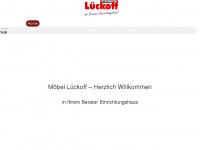 Möbel Lückoff: Startseite