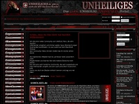 UNHEILIGES.de - Das UNHEILIG Fan Community Portal