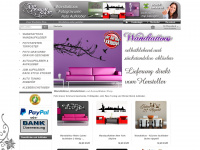 Topdesignshop.de - Ihr Wandtattoo Aufkleber online shop mit Top Design - Au&szlig;erdem JDM Autoaufkleber und Gravuren