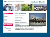 pieck-die-handwerker.de