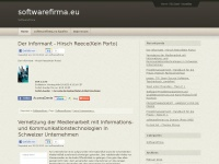 softwarefirma.eu