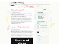 Mathe im Alltag | Rätsel, Kniffe und Wahrscheinlichkeiten