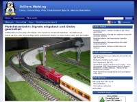 Linux, Geocaching, IPv6, Modelleisenbahn Spur N, diverse Basteleien - DrEiers WebLog