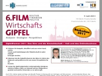 Filmwirtschaftsgipfel 2012