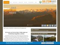 Solsteinhaus - Karwendel - Home