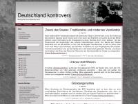 Deutschland kontrovers