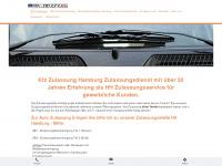 KFZ Zulassung Autoschilder - KFZ Zulassungsdienst Hamburg