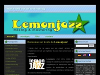 lemonjazz audio - studio d&#039;enregistrement, mixage et mastering en Dordogne
