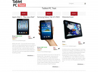 tablet-test.net Thumbnail