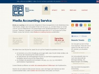 MACC Media Accounting - Lizenzabrechnungen & Accountings