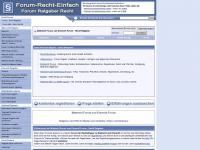 forum-recht-einfach.de