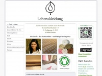 lebenskleidung.com