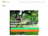 """Care-energy.de - Care-Energy """"Der Energiedienstleister der Energiewende"""" - startseite"""