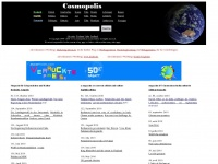 Cosmopolis.ch - Cosmopolis Magazin magazine deutsch English fran&ccedil;ais