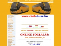 cseh-busz.hu