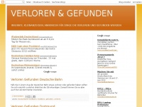 verloren-gefunden.org Thumbnail