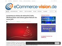 ecommerce-vision.de - E-Commerce-Magazin & Online-Marketing Magazin