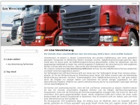 Lkw Versicherung - Lkw Versicherung g&uuml;nstiger online finden