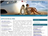 Versichern Kfz &gt; Versichern Kfz