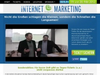 Internet Marketing Kongress 2013