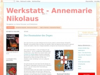 Werkstatt - Annemarie Nikolaus