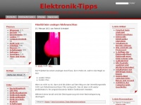 Elektronik-Tipps