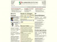 Kostenlose Ratgeber von A bis Z für die Existenzgründung und Karriere. Geschäftsideen, Coaching und Ratgeber.