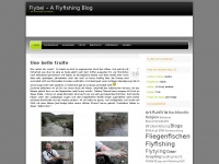 FLY.BEI - We are haunted by waters. | A German Fly Fishing Blog