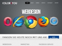 Color4you - Webdesign und Marketing aus Erlangen
