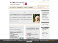 patienten-information.de