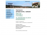 apparthotel-burger.at
