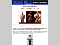 athleticmusclebuilding.com