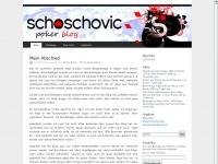 Schoschovic.wordpress.com - Schoschovic &ndash; Poker Blog