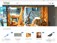Terrarium Shop - Reptilien OnlineShop von Terra Worx