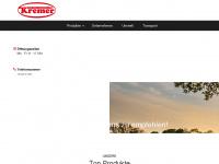 Kremer GmbH: Startseite