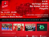 Home - Rote Raben Vilsbiburg - Volleyball 1.Bundesliga Frauen