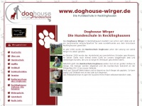 Doghouse Wirger - Die Hundeschule in Recklinghausen