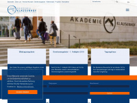 akademie-klausenhof.de