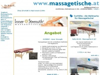 massagetische.at