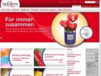 Quickline.ch - Home - QuickLine