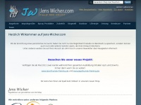 jens-wicher.com Thumbnail