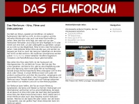 Filmforum Movies Cinema Kino Forum