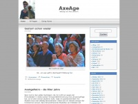 Axelscherm.files.wordpress.com - AxeAge | Weblog von Axel Scherm