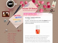 House of Beauty: Das angesagte Beauty-Blog für Trendsetter