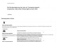 transparenzgesetz.de