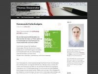 Thomas Diesenreiter | Positionen und Gedanken
